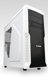 Zalman Z3 Plus White