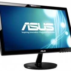 "Мониторы / 19.5"" / Asus / VK207S LED / 16:9 / 5ms / VGA / LED / 1000:1 / Multimedia / 1600x900 / 250кд/м2 / USB Port / Webcam 1.0M Pixel / Черный - i-384p.jpeg"