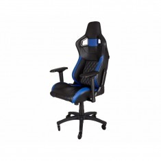 Игровое кресло Corsair Gaming T1 RACE Black/Blue -
