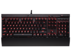 Игровая клавиатура Corsair K70 RAPIDFIRE, Cherry MX Speed