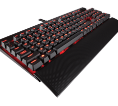 Игровая клавиатура Corsair K70 RAPIDFIRE, Cherry MX Speed -
