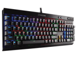 Игровая клавиатура Corsair K70 LUX RGB, Cherry MX RGB Red