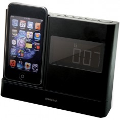 Колонки для Apple iPod/iPhone SonicGear IP7 Porta 2 <ЖК-дисплей, часы, будильник, FM, AUX-In> - i (20).jpg