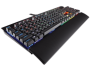 Игровая клавиатура Corsair K70 RGB RAPIDFIRE, Cherry MX Speed