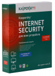 Антивирус Kaspersky Internet Security на 3 устройства