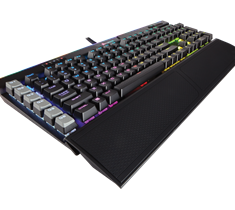 Игровая клавиатура Corsair K95 RGB PLATINUM Rapidfire, Cherry MX Speed RGB -