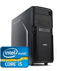 Компьютер для видеомонтажа Старт Intel i5-8400 2.8-4.0 GHz - 6 Core / 16GB DDR4 / 1000GB HDD / 240GB SSD / GeForce GTX 1060 6GB / B360M / Zalman Case 600W / Гарантия 3 года